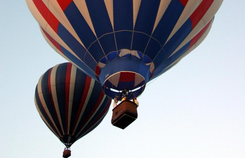 Hot Air Balloons by Stephen Nielse